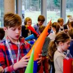 Kinderuniversiteit 'Rocket Science'