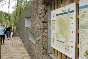 Opening vernieuwde wandelgebied Pietersheim