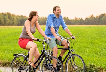 Kilometers fietsplezier