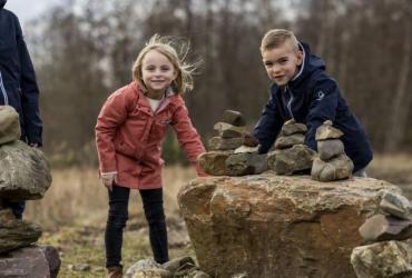 Steenmannetjespad Thor Park in een nieuw jasje