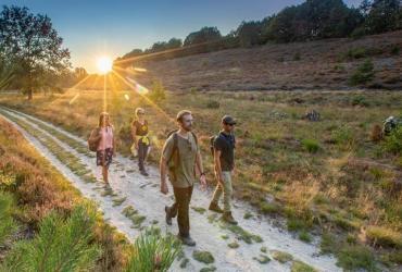 Ondernemers gezocht voor meerdaags wandeltoerisme