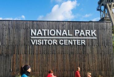 Heropening National Park Visitor Center