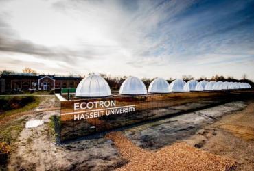 Découvrez l'Ecotron de l'Université de Hasselt!
